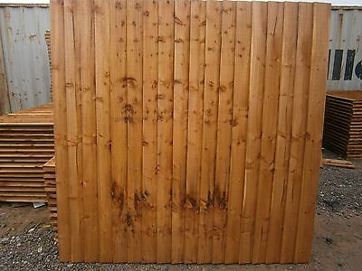 fence panels rustic 6x4 heavy duty free delivery within 5 miles of yard romford