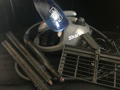 Euro-Pro Shark S3325 Ultra Steam Blaster Hard Surface Steam Cleaner Set SFB