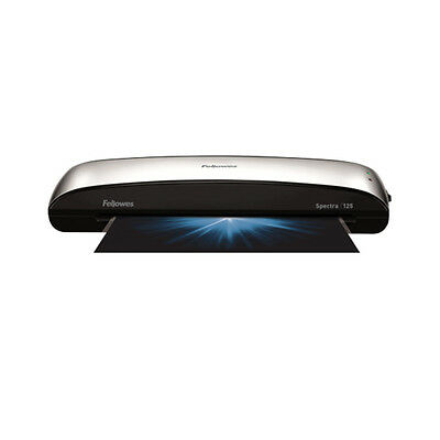 """Fellowes Spectra 125 12.5"""" Pouch Laminator with Pouch Starter Kit"""
