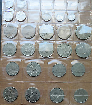GERMANY DDR COLLECTION LOT 25pc  #xxE 115