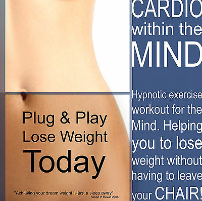 SALE! New Weight Loss Self Hypnosis & Hypnotherapy CD
