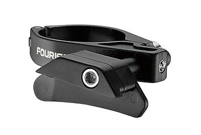 FOURIERS MTB Mountain Bike Single Speed Seat tube clamp chain guide 31.8/ 34.9mm