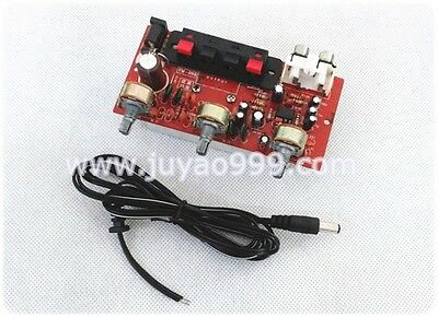 Arcade Stereo sound Amplifier for arcade game machine