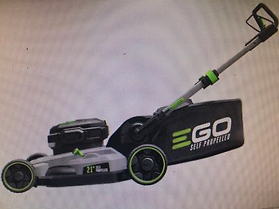 Ego 52Cm Self Propelled Mower Lm2102E-Sp