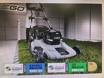 Ego 21'' Self Propelled Mower Lm2102E-Sp