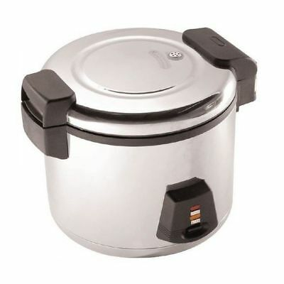 Rice Cooker / Steamer 6L Dry - 13L Cooked, Commercial Apuro Rice Maker NEW