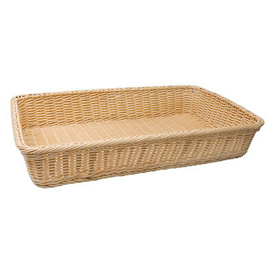 Display Basket, Dishwasher Safe, Bread, Muffins, Bistro / Buffet, 530x320x90mm