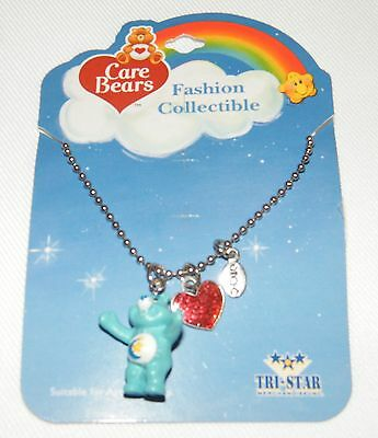 Bedtime Care Bear Necklace Pendant Jewelry