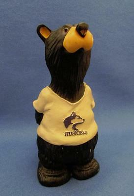 Bearfoots Bears University of Washington Huskies Fan Figurine - Jeff Fleming