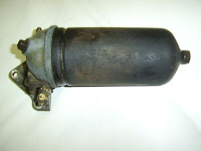 mc cormick deering 10-20 oil canister