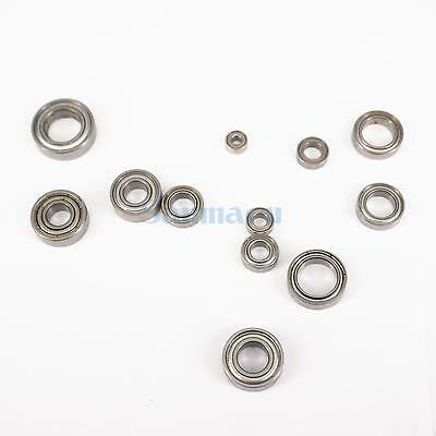 (10)SMR Deep Groove Ball Miniature Bearing ABEC1/ABEC3 440C Stainless Steel