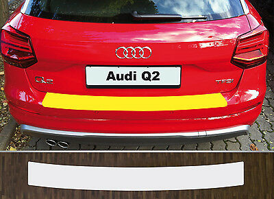 Bumper Strip Protective Film Clear Audi Q2, from 2016