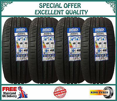 NEW 4x 205/55R16 91V INFINITY  NEW 4 QUALITY TYRES.  2055516 LOW PRICE BUDGET