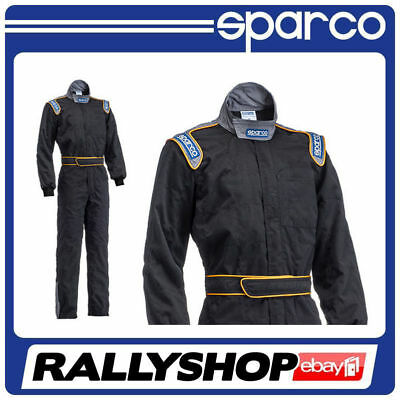 Mechanic SUIT Sparco MX-5 size M Black Orange CHEAP DELIVERY Overall