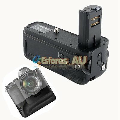 【AU】Multi-Power Vertical Battery Grip Holder Pack For Sony A7 II A7R II A7M2