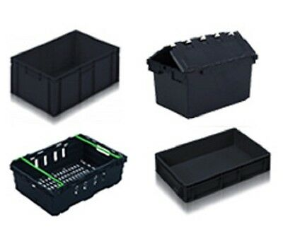 Eco Crates - Industrial Strength Boxes and Heavy Duty Crates and Containers