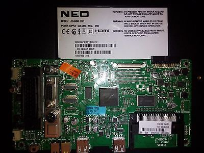 VESTEL 17MB95S-1 V.1 21212 10087423 23153452 TV NEO LED 32665 main board