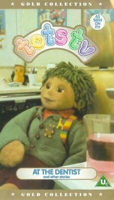 Tots TV VHS video.At the Dentist and Other Stories.