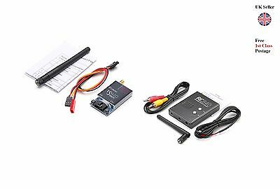 Eachine FPV Transmiter and Receiver Set 600mw 40CH 5.8GHz Wireless Raceband UK