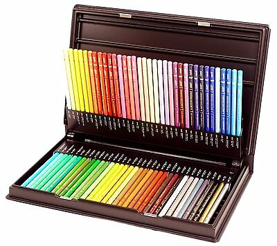 "Mitsubishi Pencil ""Uni Colored Pencil"" 72 Colour Set, (UC72C)"