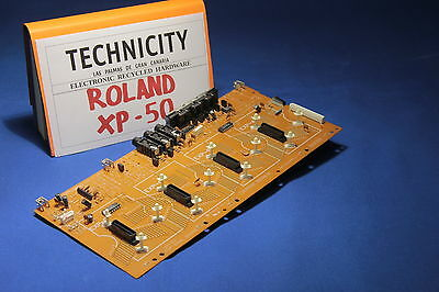 Roland Xp - 50 - Expansion Pcb Board - Placa De Expansion   - Original - Tested