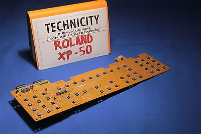 Roland Xp - 50 - Control Panel  Board - Placa De Control   - Original - Tested
