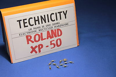 ROLAND XP - 50 - KEY SPINGS ( 12 und) - MUELLES PARA TECLAS  - ORIGINAL - TESTED