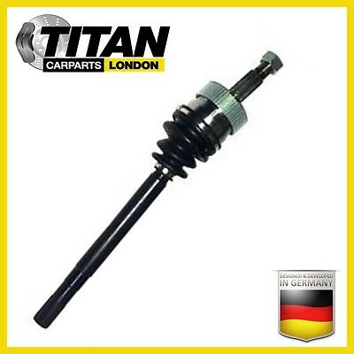 FITS VAUXHALL CORSA C 1.7TD DRIVESHAFT /& CV JOINT NEAR//SIDE NEW 2000/>03