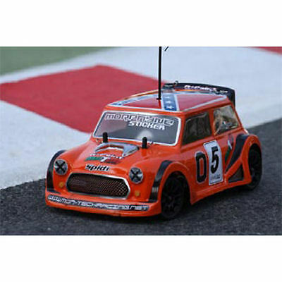 Montech Turbo Spidi-1/10 Body - Tamiya Mini (Unpainted) - MT009004