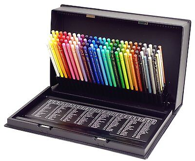 "Mitsubishi Pencil ""Uni Colored Pencil"" 100 Colour Set, (UC100C) FreeEMS Shipping"