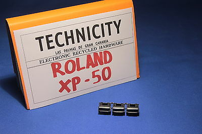 Roland Xp - 50 - 3 Buttons Led Set - 3 Botones Led Set   - Original - Tested