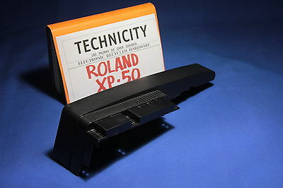 Roland Xp - 50 - Right Plastic Case - Parte Plastico Dcho  - Original - Tested