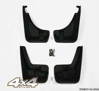For Vauxhall Antara 2007+ Mud Guards Mud Flaps Set (4 pieces)