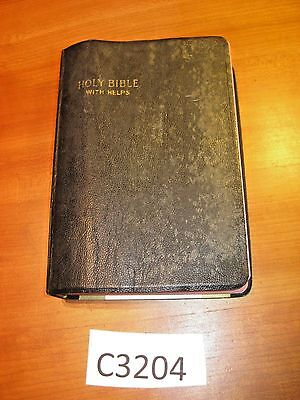 THE HOLY BIBLE, REVISED STANDARD VERSION DATED 1952          [C3204o]