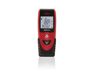 Leica 846805 Disto D1 Laser Distance Meter with Bluetooth 4.0