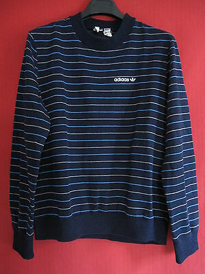 Sweat Adidas Ventex Made in France Rétro Pop vintage 70'S - 174 / M