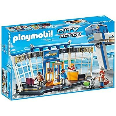 PLAYMOBIL 5338 City-Airport with Tower New 2016