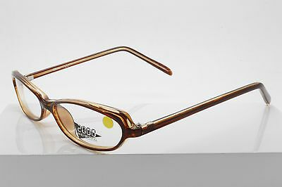 2000 and Beyond (2090) Tobacco Brown Plastic Eyeglasses Size 51-16-140 mm