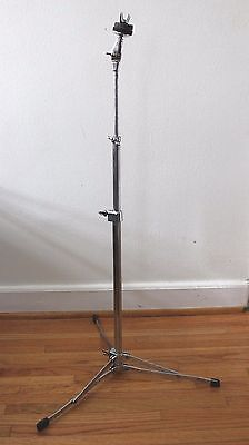 LUDWIG 1400 FLATE BASE CYMBAL STAND - Late 60's/Early 70's - VINTAGE - FAIR/GOOD