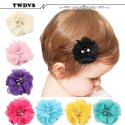 Baby Girl Hair Clip Pin Band Accessories Headband Hairband