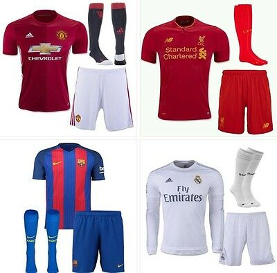 Any Football Kits With Original Tags With Customised Name/Number 2016/17 Season