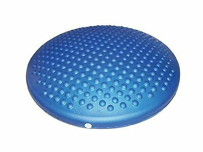 Gymnic Disc O Sit Inflatable Seating and Balance Cushion with Smooth Tactile ...