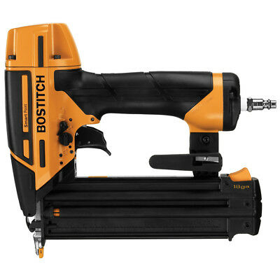 Bostitch Smart Point 18-Gauge Brad Nailer Kit BTFP12233 Reconditioned