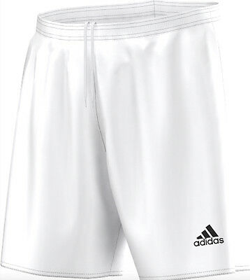 SHORTS FOOTBALL/ SOCCER adidas PARMA 16 MENS S-XXL WHITE