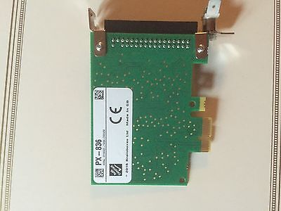 Brainboxes 4 x RS232 serial port adapter PCI e card PX 836 847 PX-260 701 268