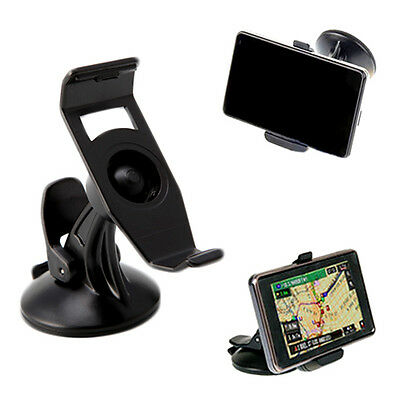 GPS Windshield Suction Cup Ball Mount Bracket Holder For Garmin TomTom Universal