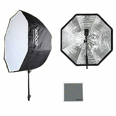 "120cm /47"" Octagon Photo Studio Flash Speedlight Umbrella Softbox"