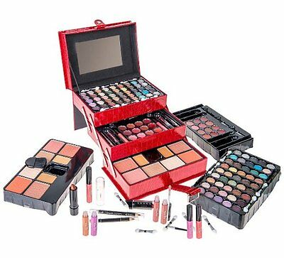 Makeup Kit Eyeshadow Powder Palette Blushes SHANY All In One Gift Set