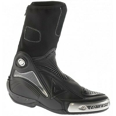 Dainese Axial Pro In Black Motorcycle Motorbike Racing Sports Bike Boots