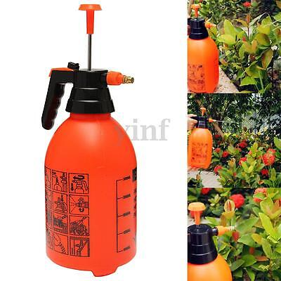3L Portable Pressure Water Sprayer Pump Handheld Chemical Bottle Garden Tool